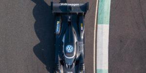 Lockdown Irritation & VW gegen Tesla - VW Rennwagen