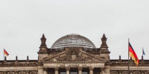 Laschet oder Soeder als Kanzlerkandidat - Bundestag Deutschland Wahlen