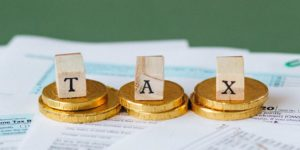 G7 wollen globale Mindeststeuer für Großkonzerne - Geldmuenzen Steuern Blatt
