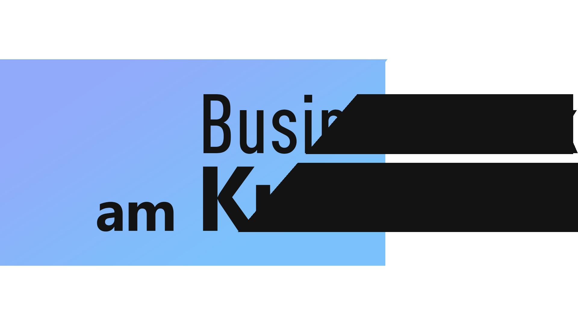 Businesstalk am Kudamm
