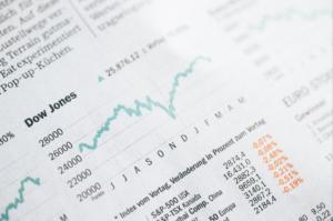 Aktienmärkte - Zeitung Finanzteil