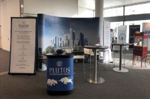 Börsentag in Frankfurt - Plutosbanner