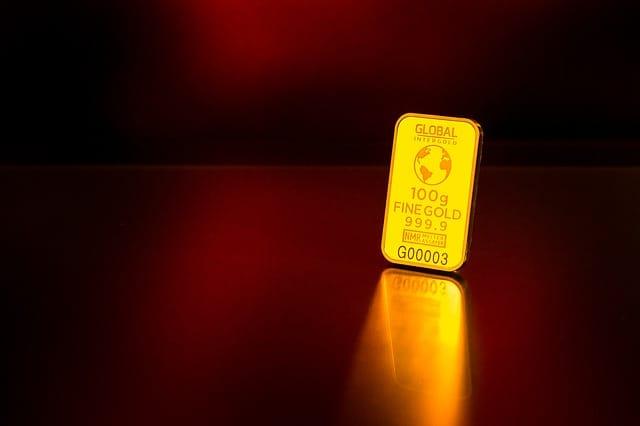 In Edelmetalle investieren - Goldbarren mit 999,99 Feingehalt 24 Karat