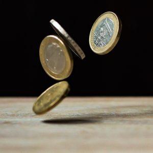 Wertefonds - Euromünzen