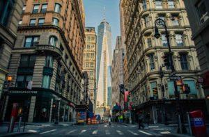 Wall Street USA New York